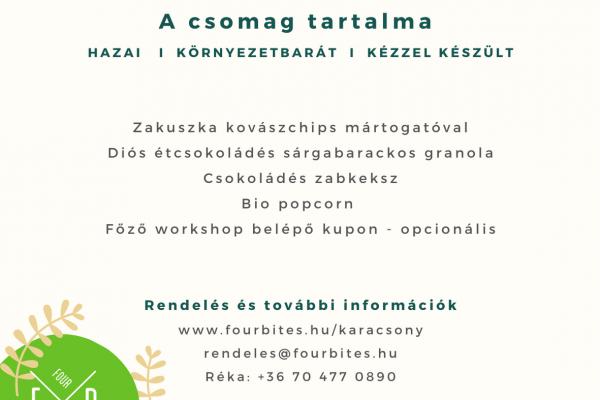 FŐZŐS WORKSHOP KUPON Kóstolj bele online! (1)